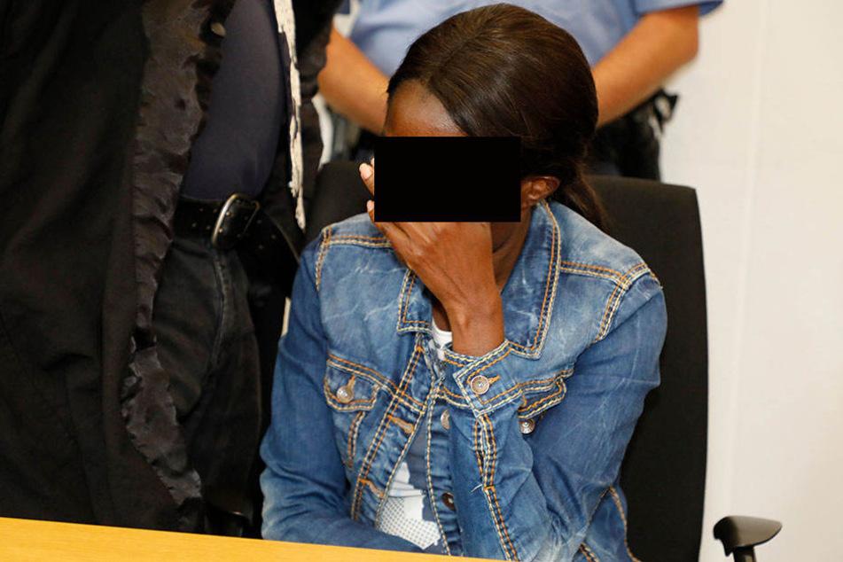 Susan A. (31) soll den Mord an ihrem Ehemann geplant haben.