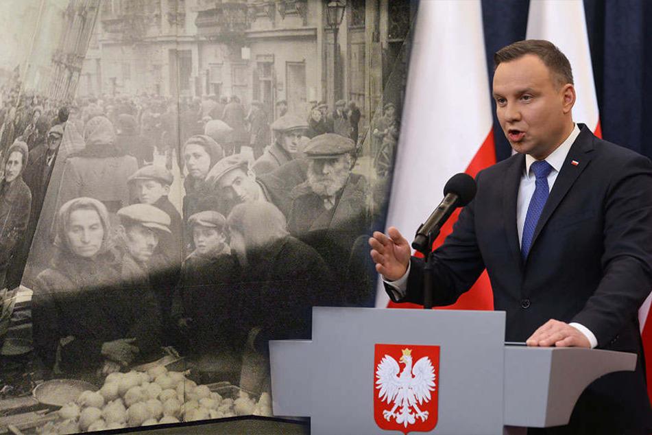 Polen will umstrittenes Holocaust-Gesetz unterschreiben