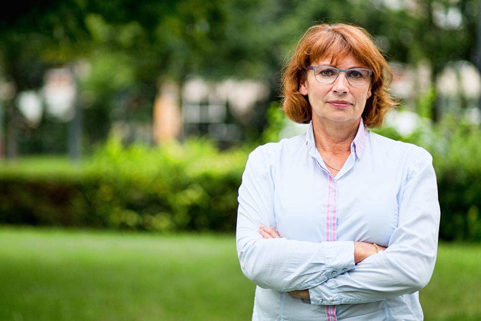 Macht sich für Frauen stark: Petra Köpping, Staatsministerin für Gleichstellung und Integration.