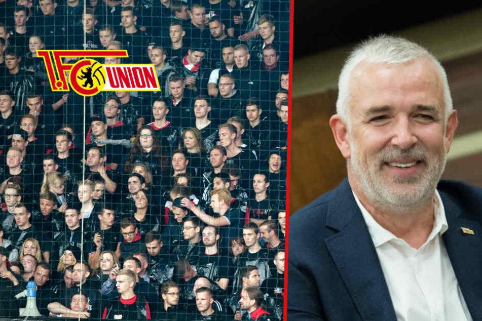 Nach Aufruf zum Stimmungsboykott gegen RB Leipzig: Jetzt spricht Union-Präsident Dirk Zingler