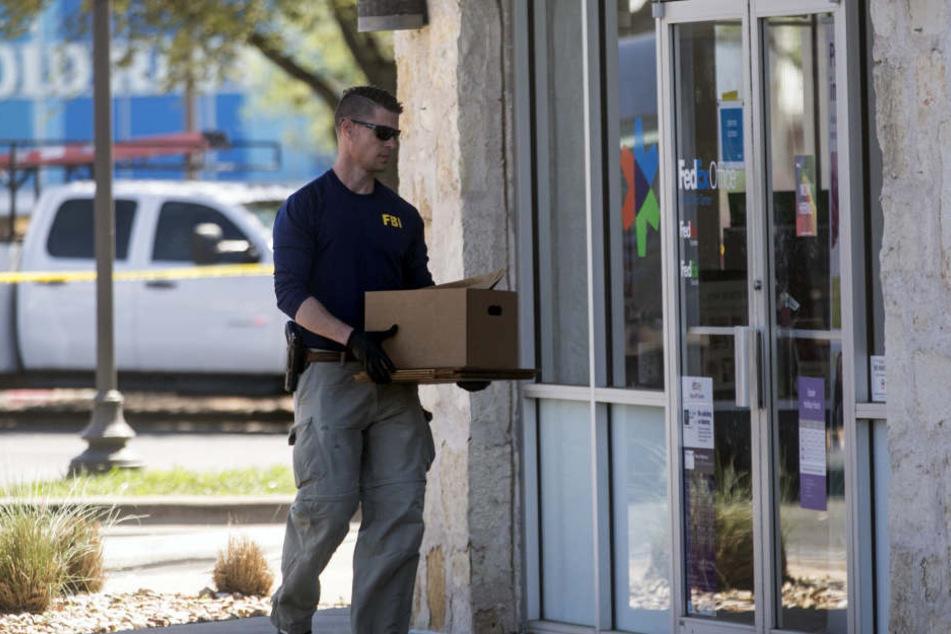 Mutmaßlicher Paketbomber von Austin ist tot