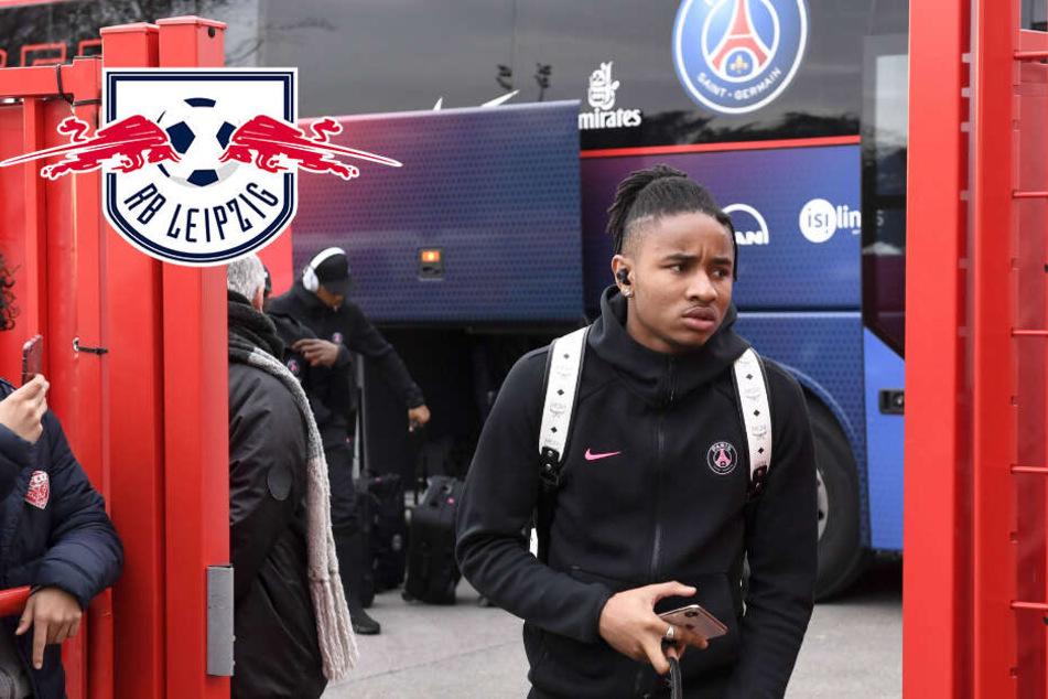 RB Leipzigs Wunschspieler Nkunku verabschiedet sich aus Paris