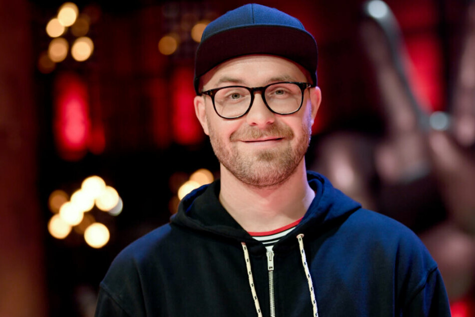 "Sänger Mark Forster am Rande der Sendung ""The Voice of Germany"". (Archivbild)"