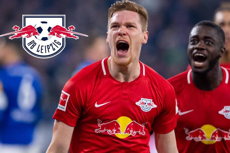 RB Leipzig schießt historisch harmlose Schalker gnadenlos ab