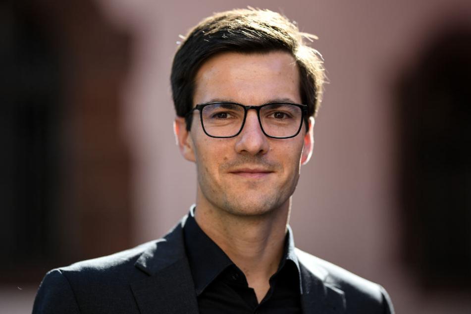 Hat Großes vor: Freiburgs Bürgermeister Martin Horn.