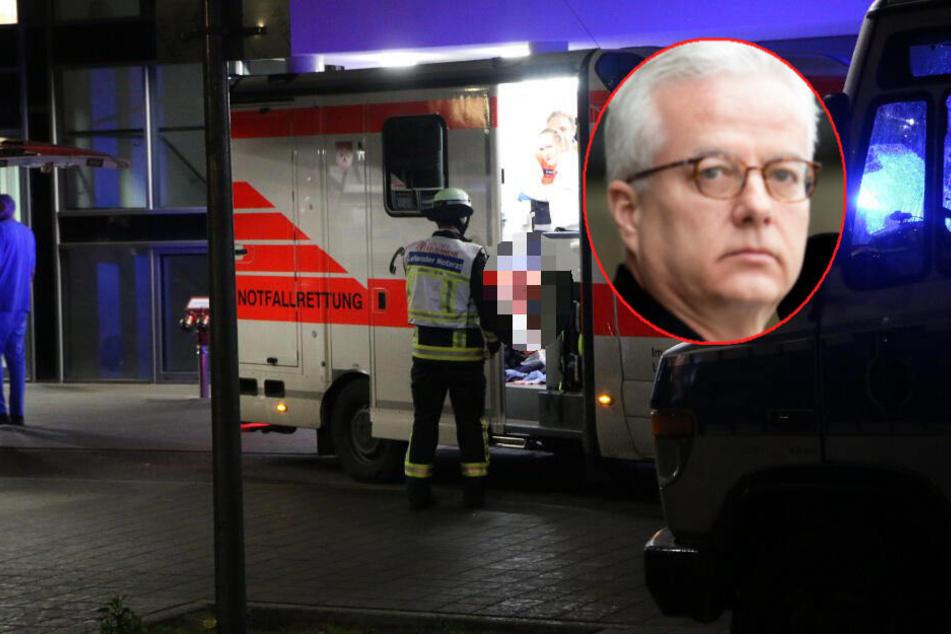 Bluttat in Berlin: Mann ersticht Sohn von Richard von Weizsäcker in Privatklinik