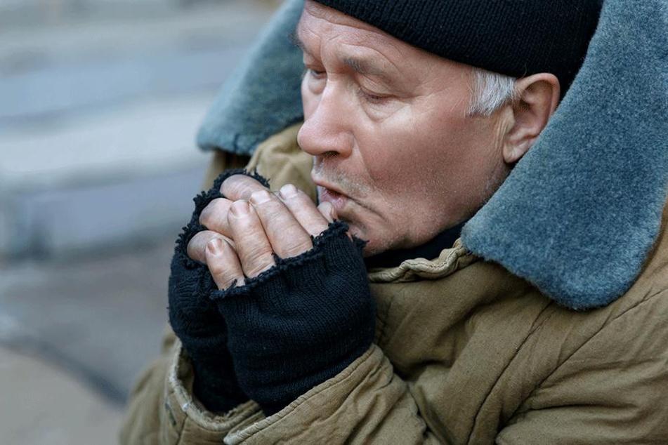 Von dem Obdachlosen fehlt jede Spur (Symbolbild).
