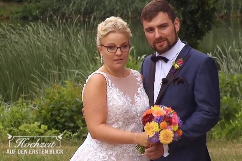 Drama Bei Hochzeit Auf Den Ersten Blick Diese Braut Ergreift Die