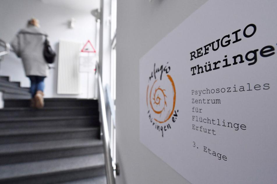 Immer mehr traumatisierte Flüchtlinge nehmen therapeutische Hilfe in Anspruch.