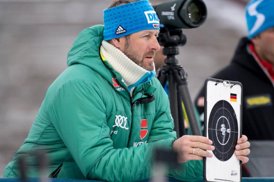 Der Bundestrainer der deutschen Biathlon-Herren, Mark Kirchner (Foto), ist überzeugt, dass Schempp viel Selbstvertrauen und Leistungsfähigkeit zurückgewonnen hat.