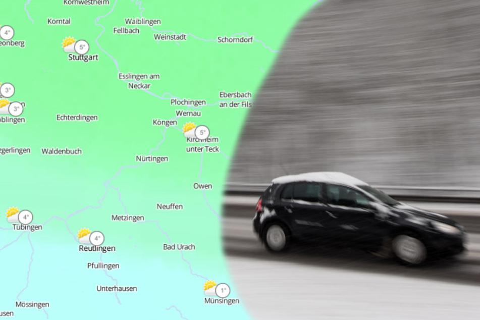 Schnee, Dauerfrost, Glätte: Das kommt jetzt auf uns zu!