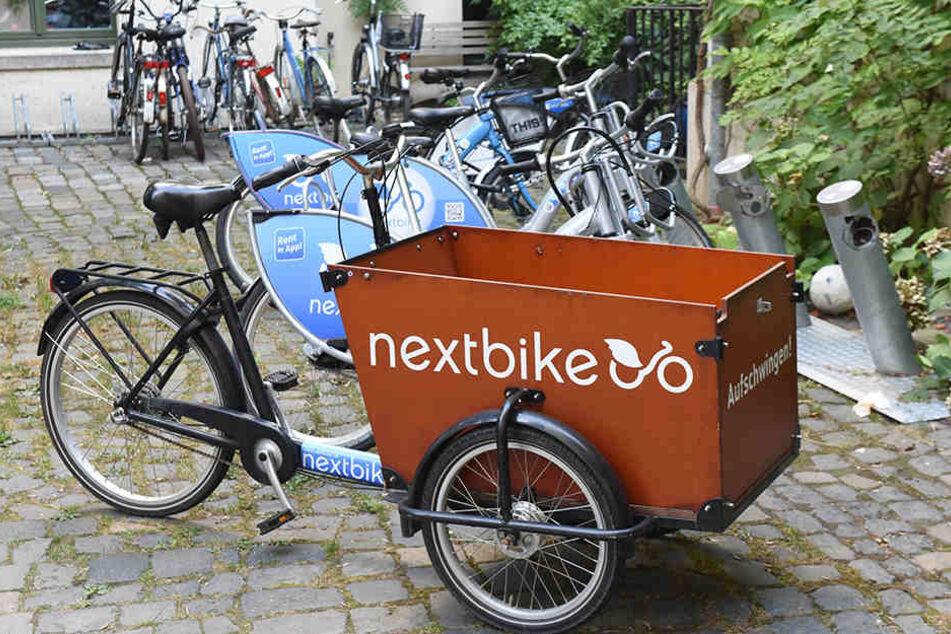 Die Leih-Bikes gibt es bald auch als Lasten-Esel.