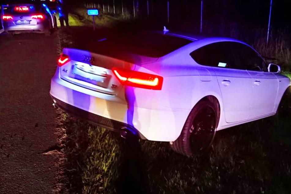 Diebe schrotten in wenigen Stunden gleich zwei gestohlene Sportwagen