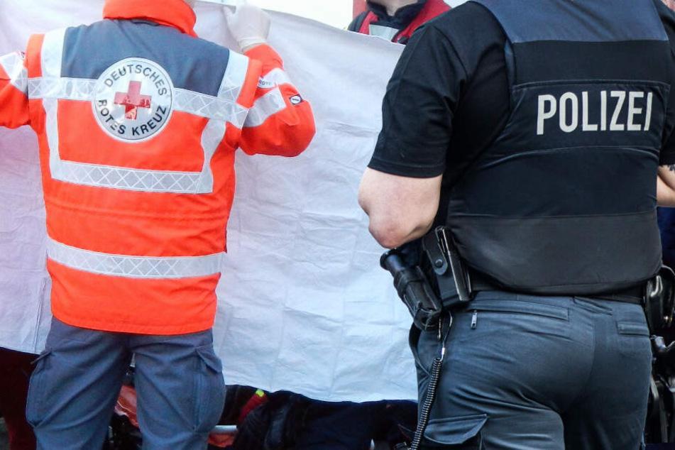 Horror-Unfall bei Gießen: Motorradfahrer (18) von Transporter überrollt