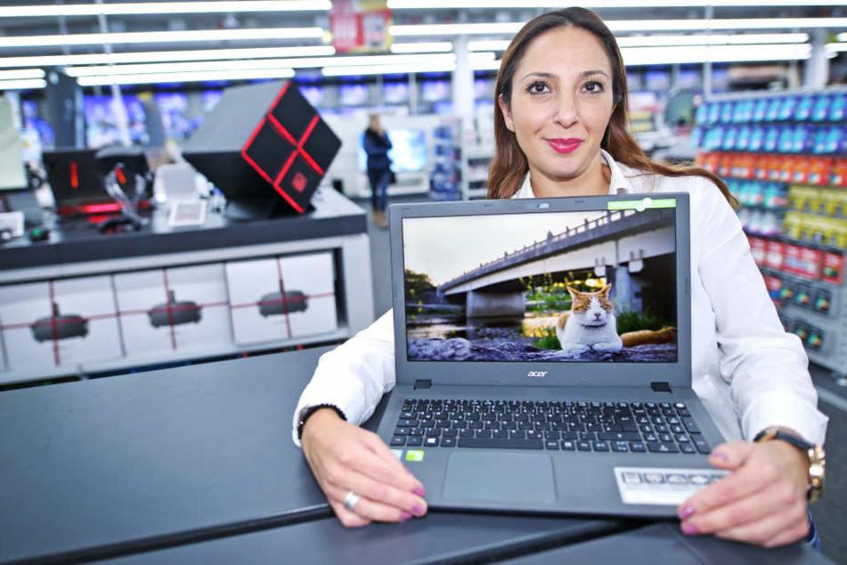 diesen laptop gibt 39 s in bielefeld f r wenige tage zum sparpreis. Black Bedroom Furniture Sets. Home Design Ideas