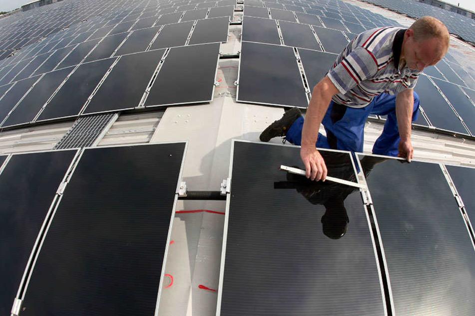 Der Solarmarkt für Privathaushalte in Thüringen boomt.