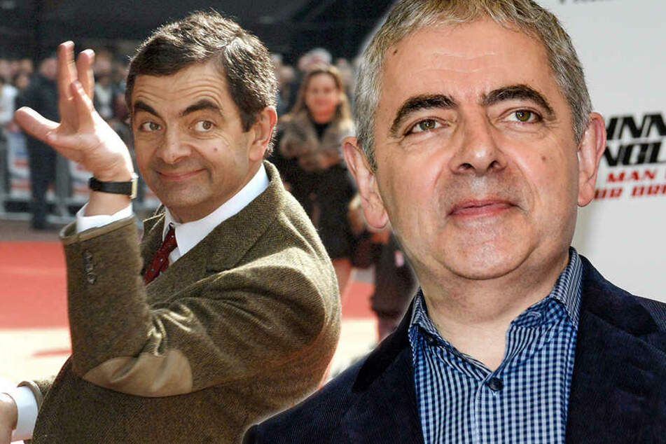 Rowan Atkinson Tot