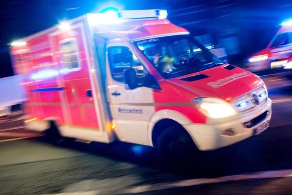 Beide Fahrer wurden bei dem Unfall nahe Kelbra schwer verletzt. (Symbolbild)