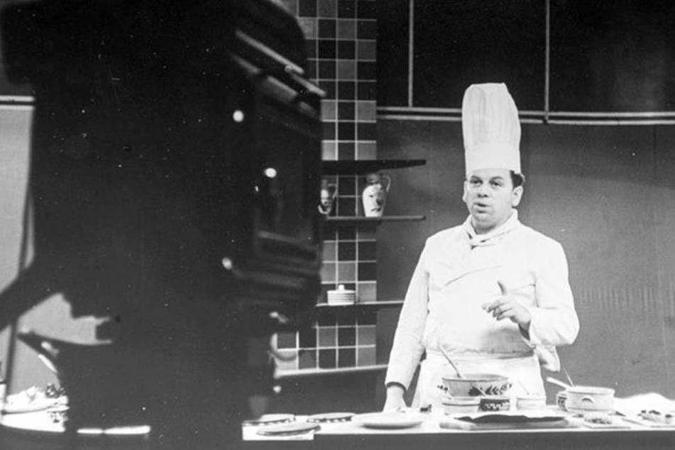 Deutschlands erster Fernsehkoch war ein Sachse