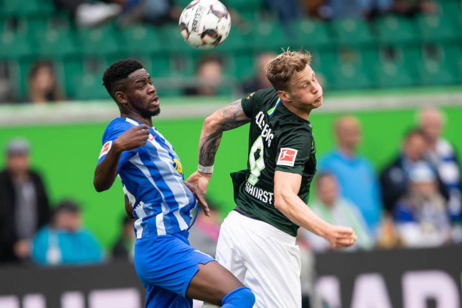 Am Ende reichte es für die Berliner jedoch nur zum Unentschieden.