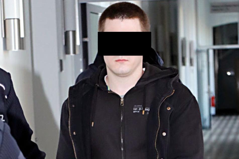 Daniel K. (26) hat seine Foltermethoden gestanden.