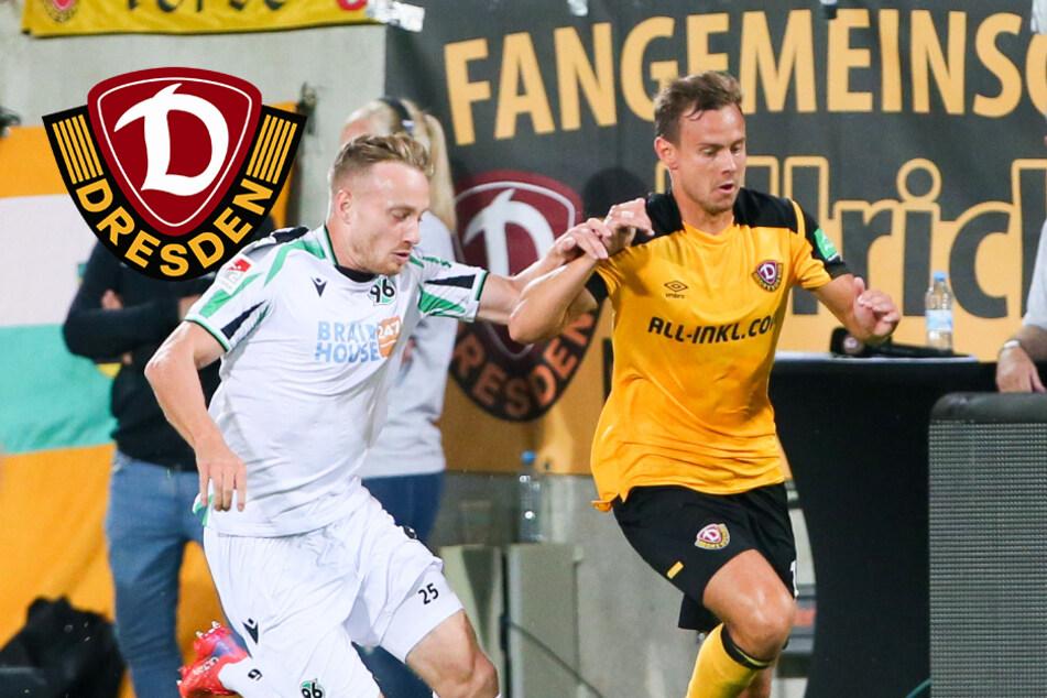 """Dynamo-Spieler Löwe kennt die Arena auf Schalke schon: """"Genießen, dort spielen zu dürfen!"""""""