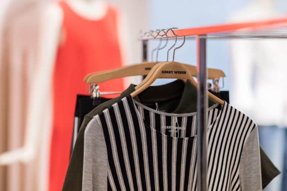 Der Modekonzern Gerry Weber steckt tief in der Krise. (Symbolbild)