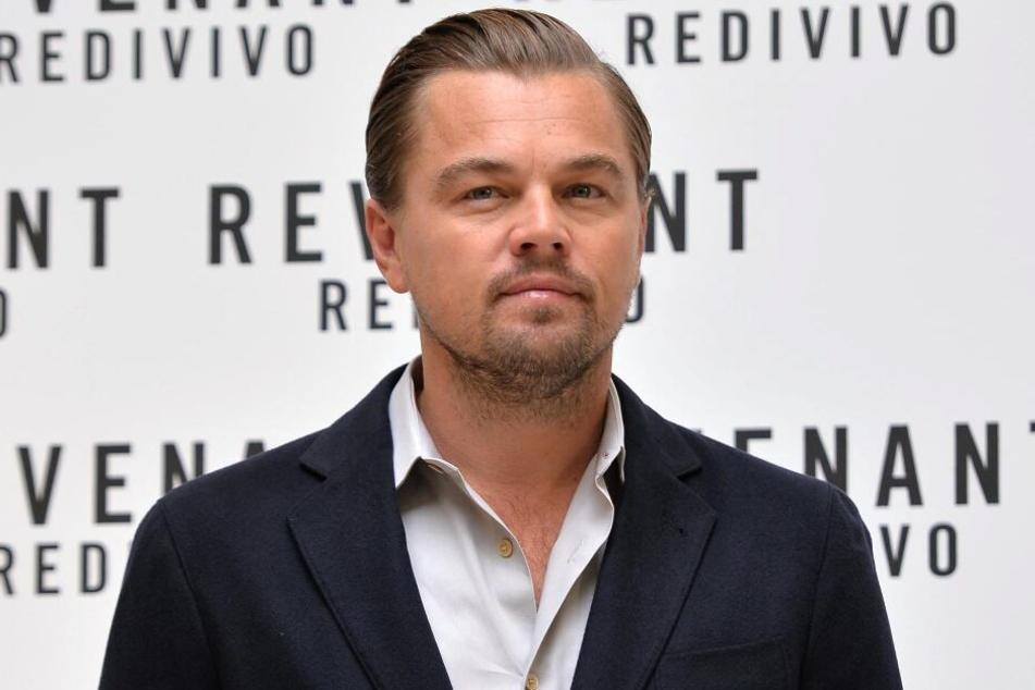 Leonardo DiCaprio zählt heute zum Freundeskreis des Models.