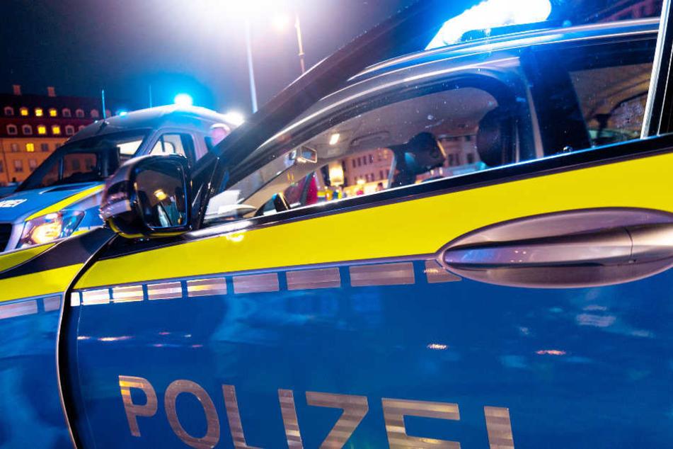 Die Polizei nahm den Verdächtigen in einer Flüchtlingsuntterkunft in Wünsdrof vorläufig fest. (Symbolbild)