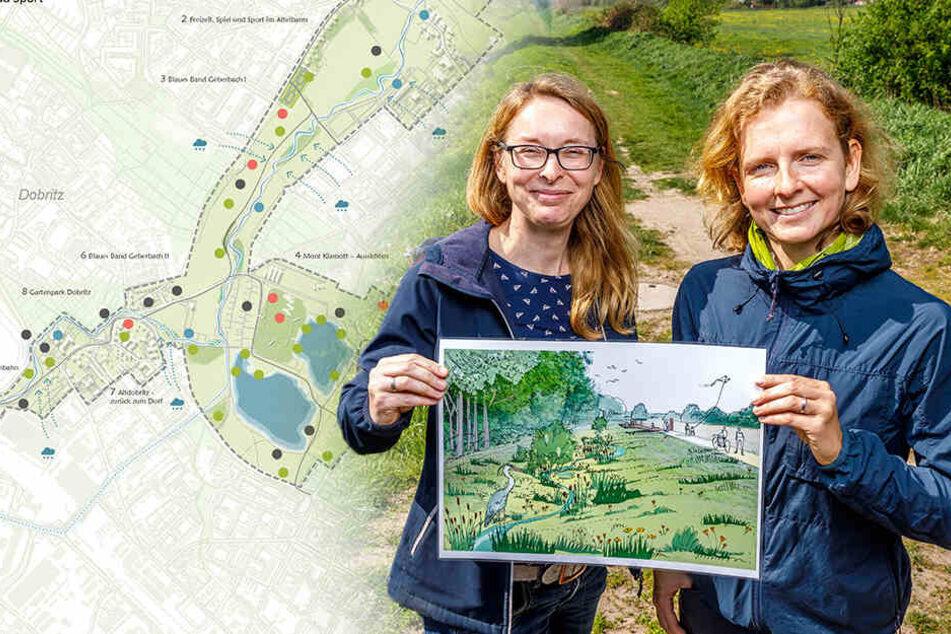 Dresden holt die Natur in die Stadt: Das soll sich bald alles verändern!