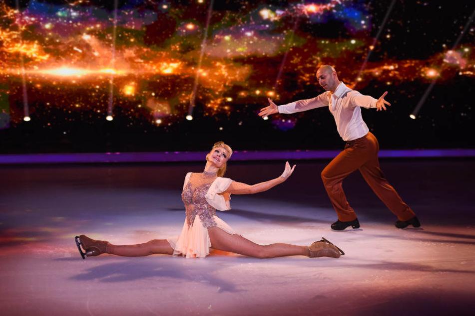 Für Desirée Nick war es die erste und letzte Show.