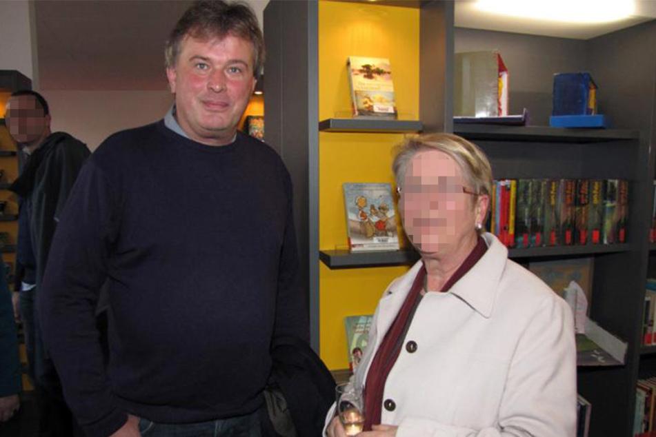 Udo Hemmelgarn (li.) wehrt sich vehement gegen die Reichsbürger-Vorwürfe.