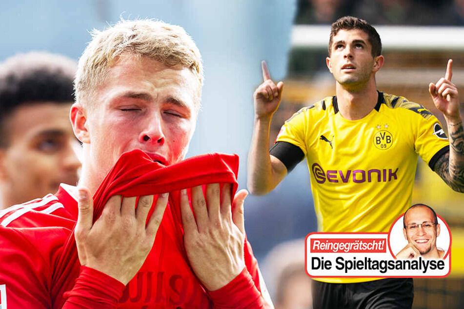 Bayern vs. BVB: Darum hat der FCB noch immer die besseren Karten! HSV blamabel!