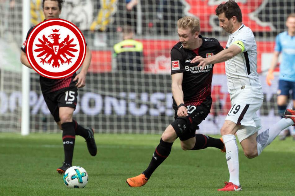 Nach Kovac-Schock: Volland schießt die Eintracht ab