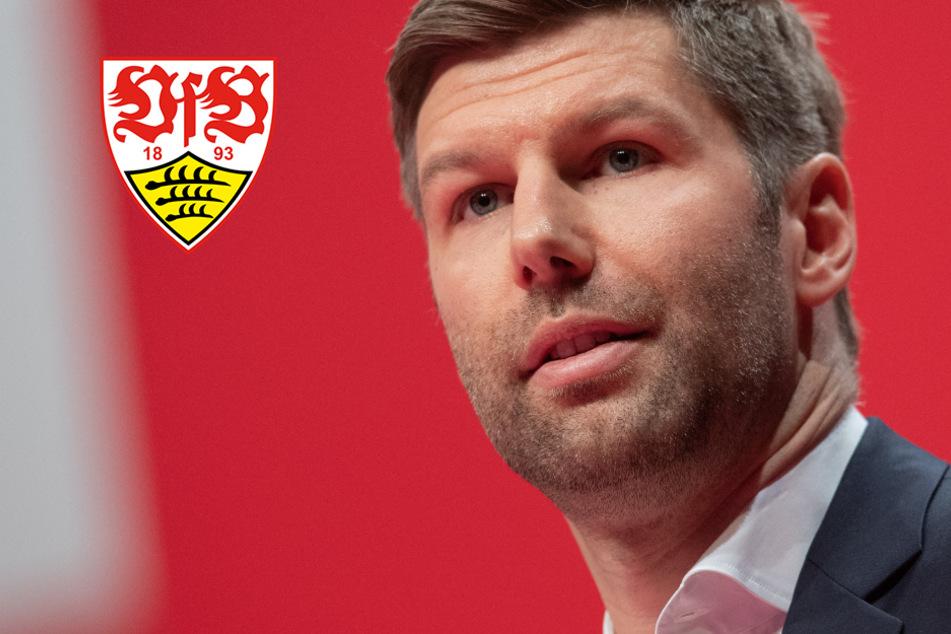 VfB-Boss Hitzlsperger äußert sich zur Trainer-Diskussion