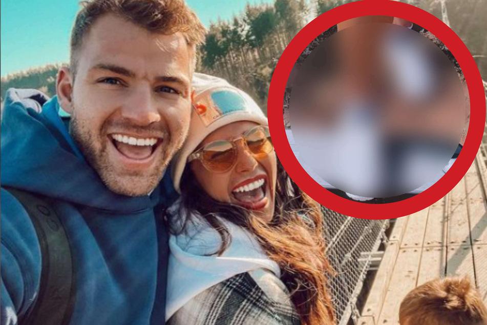 "Sarah Lombardi zeigt speziellen ""Style"", Verlobter Julian lacht sich schlapp"