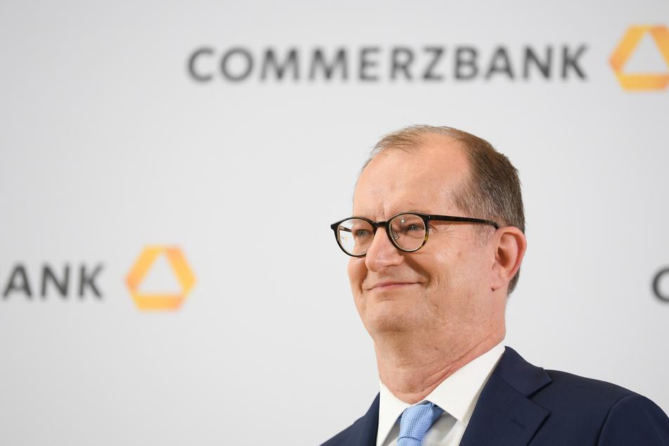 Martin Zielke, Vorstandsvorsitzender der Commerzbank.
