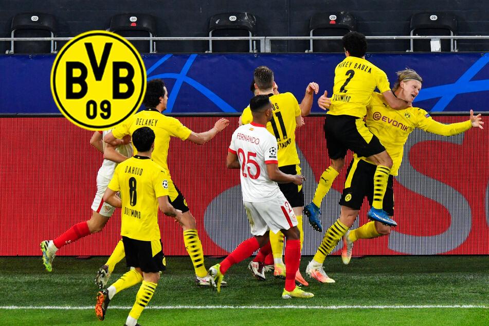 Erling Haaland trotzt VAR-Chaos und führt BVB gegen FC Sevilla ins Viertelfinale!