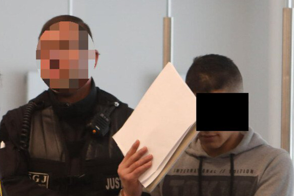 Zugriff in der Altstadt: Messer-Mord von Dresden aufgeklärt?