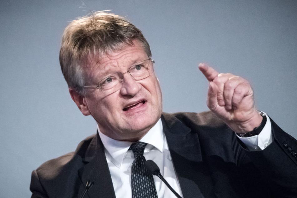Jörg Meuthen ist für die AfD als Europa-Abgeordneter in Brüssel tätig.