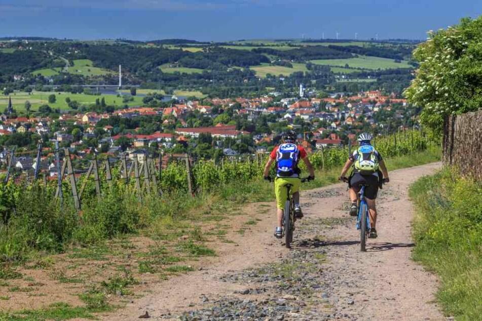 Auch Sachsens Dörfer haben ihren Reiz.