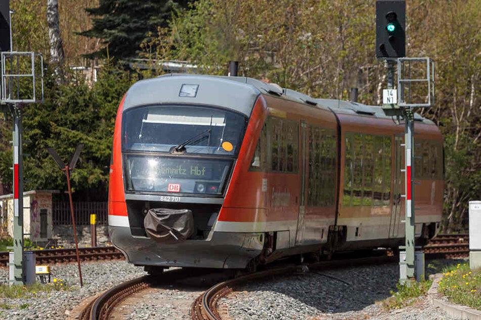 Darum muss die Erzgebirgsbahn Triebwagen ausleihen