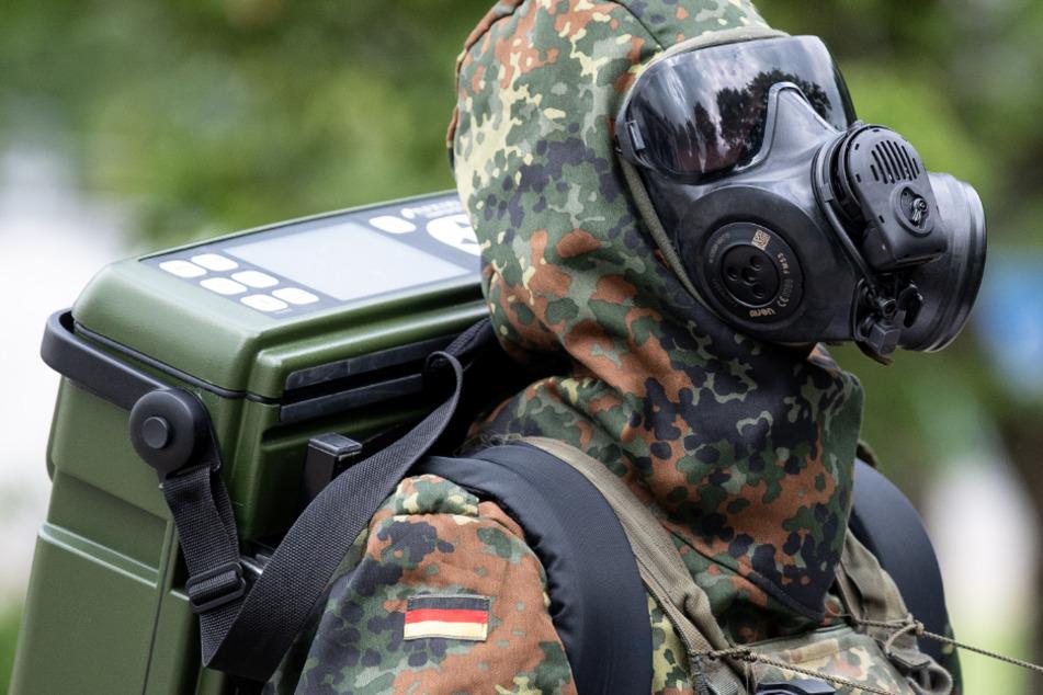 Der erste Landkreis in Baden-Württemberg hat Hilfe von der Bundeswehr beantragt. (Symbolbild)