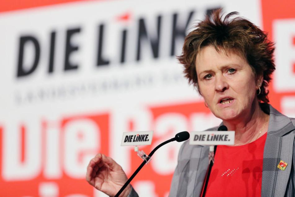 Sabine Zimmermann (57, Linke) ist arbeitsmarktpolitische Sprecherin ihrer Fraktion.