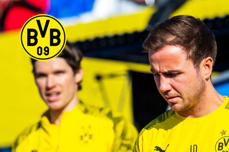 BVB macht es offiziell: Mario Götze verlässt Dortmund im Sommer