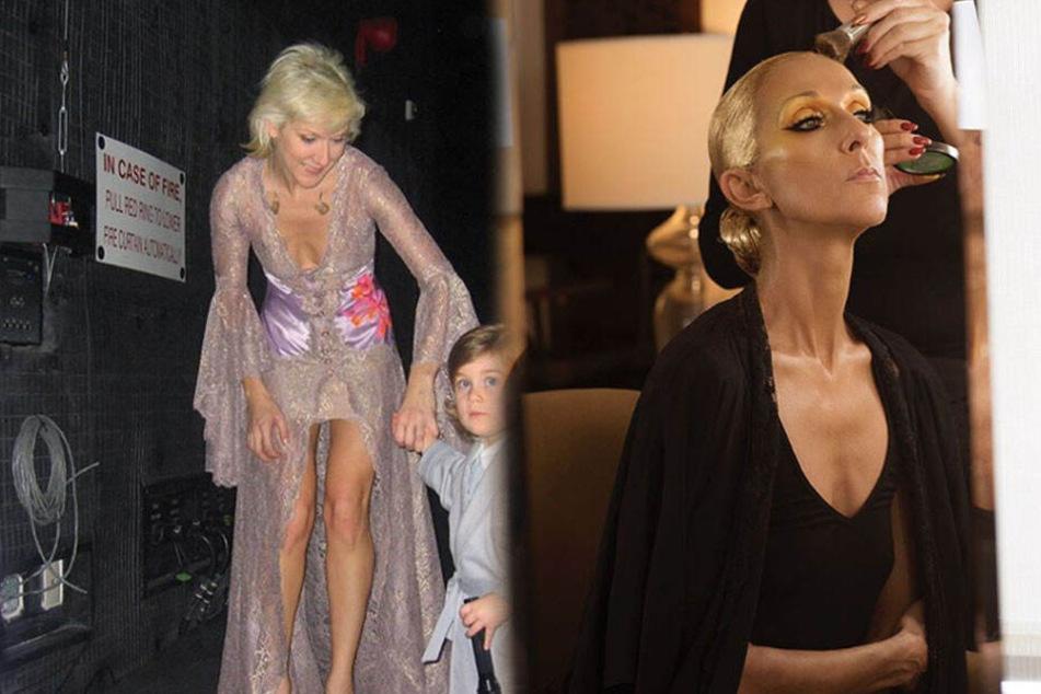 Céline Dion war schon immer dünn, aber aktuelle Fotos schockieren erneut.