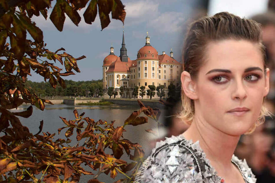 Twilight-Star Kristen Stewart dreht diesen Hollywood-Film in Moritzburg!