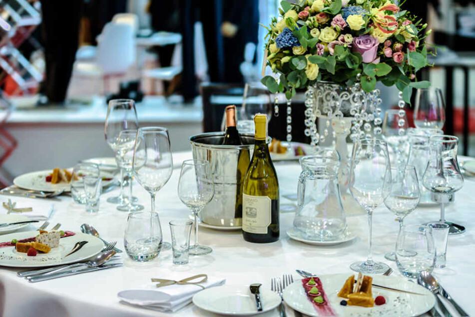 Oft wird das Thema Dekoration bei einer Hochzeit unterschätzt.