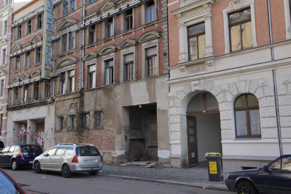 """Der Tatort: Hier neben dem alten """"Europa""""-Kino kam es zu dem dramatischen Übergriff."""