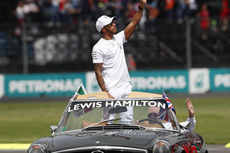 Hamilton zum fünften Mal Formel-1-Weltmeister